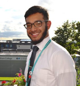 Chair, Oldham Youth Council 2016/17